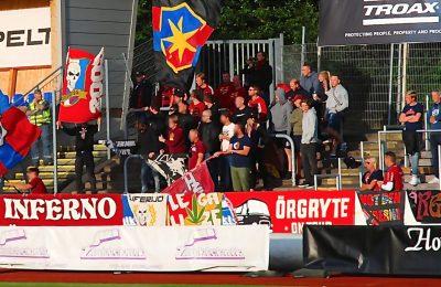 IFK Värnamo-Örgryte IS