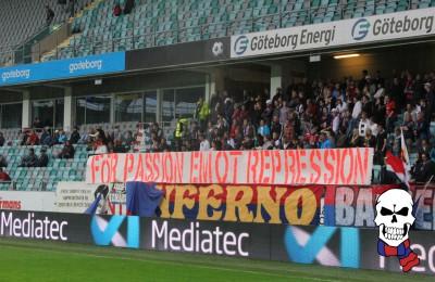 Örgryte IS – FC Rosengård