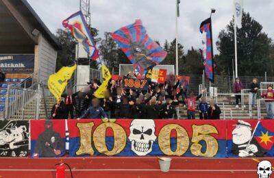 IFK Värnamo – Örgryte IS